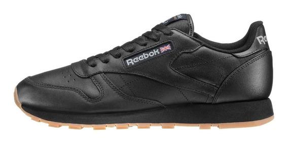 Zapatillas Hombre Reebok Classic Leather Cuero/ Brand Sports