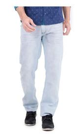 Calça Jeans Clara Com Elastano
