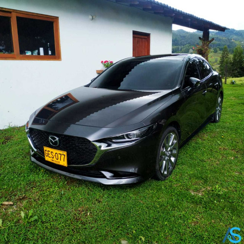 Mazda Mazda 3 Grand Touring Lx 2.5