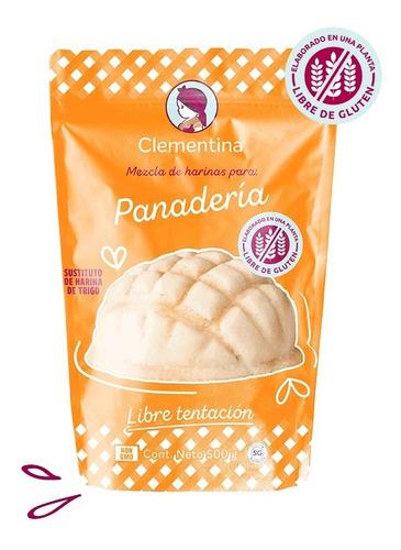 Imagen 1 de 4 de Harina Sin Gluten Para Panadería Clementina