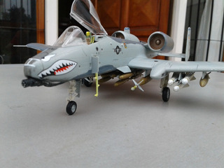Maquetas Aviones Armados Y Pintados