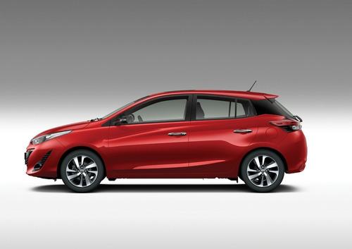 Toyota Plan   Yaris Xs 5 Puertas   Cuota 1   50% Off