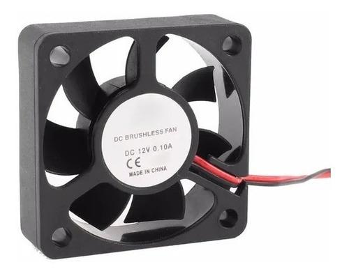 Fan Cooler Extractor Ventilador 4cm 40mm  Pc Case Tienda