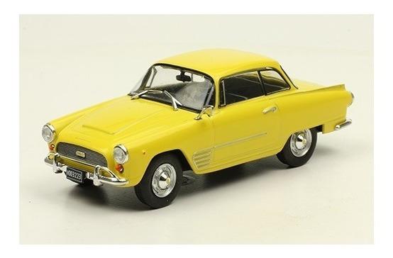 Autos Inolvidables Argentinos Nº93 - Dkw Fissore (1963)