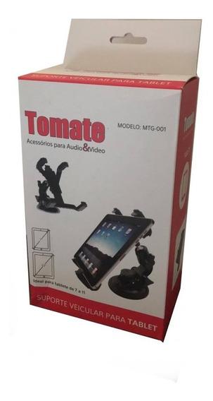 Suporte Tablet Ou iPad Uso Para-brisa Veicular Aceita Dimensões De 7 A 11 Polegadas Oferta