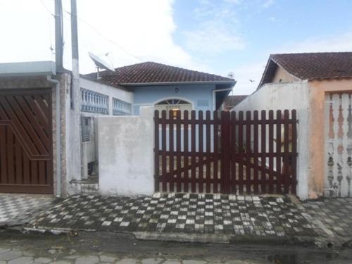 Casa Residencial À Venda, Oceanópolis, Mongaguá - Ca0384 - 33485643