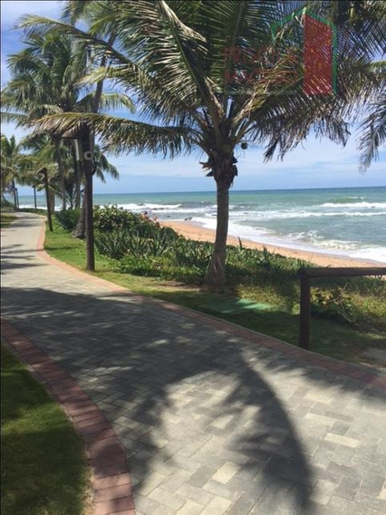 Busca Vida Resort, Condomínio Na Praia. - Te0003