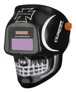 Mascara Fotosensible Lusqtoff St-terror 2 Negra