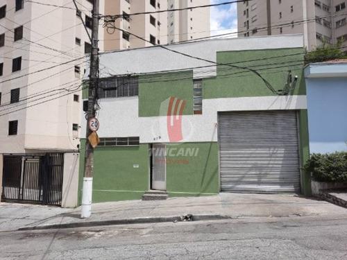 Imagem 1 de 18 de Galpão Comercial Com 264 M² No Parque Da Mooca - 5713
