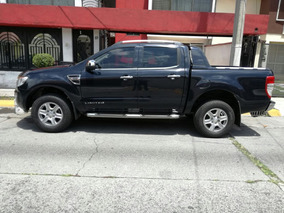 Ford Ranger 2.3 Xlt Gasolina Mt 2016