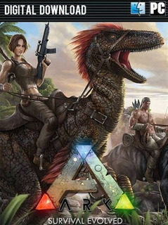 Ark Survival Evolved | Cd Key Steam | Original Promoção