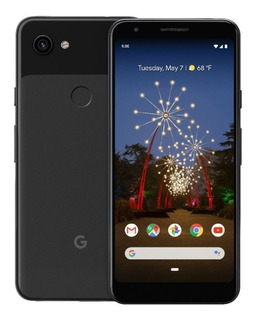 Google Pixel 3a 64gb Libre De Fabrica Desbloqueado Negro
