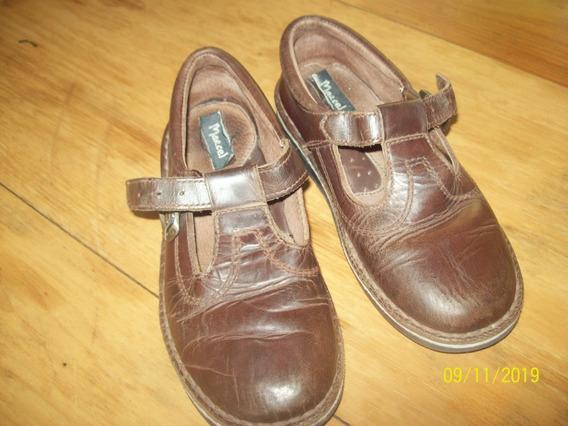 Zapatos Guillerminas Escolares Marcel. Talle 32