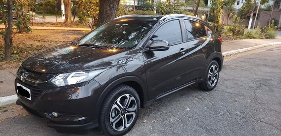 Honda Hrv Ex 2017/18 - Único Dono - Na Garantia De Fábrica