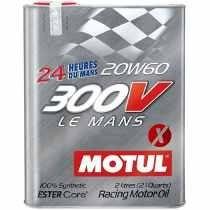Kit C/2 Óleo Motor Motul 300v Le Mans Sae 20w60 2lt