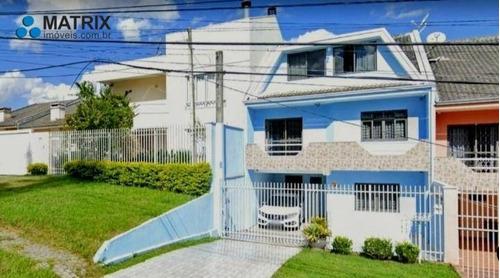 Casa Com 3 Dormitórios À Venda, 211 M² Por R$ 541.970,00 - Uberaba - Curitiba/pr - Ca1421