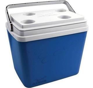 Caixa Térmica 34 Litros Azul Invicta