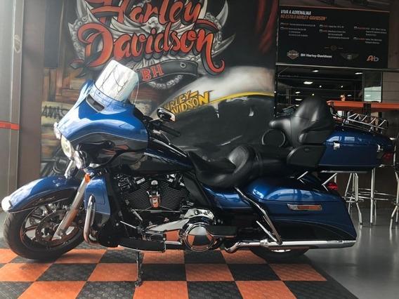 Harley Davidson Electra Glide Limited Aniversario