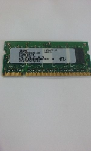 Memória Notebook Smart Ddr2 512mb M470t6554cz3-cd5 N57-9
