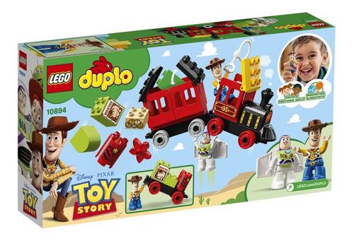 Lego Tren Toy Story