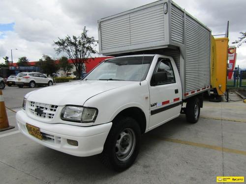 Chevrolet Luv 2.5 Tfr Lwb Turbo Diesel