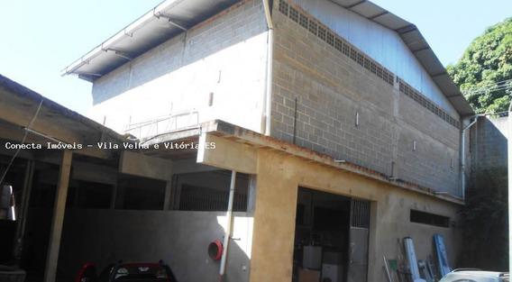Galpão Para Venda Em Viana, Bom Pastor, 3 Banheiros - 52033