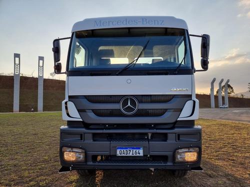 Imagem 1 de 15 de   Mercedes-benz Axor 3344 6x4 Ano 2016/2016 Traçados 6x4