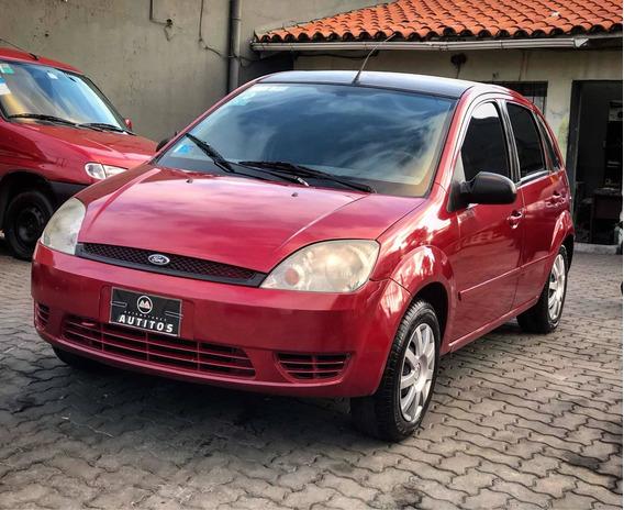 Ford Fiesta Energy 1.6 Gnc 2004