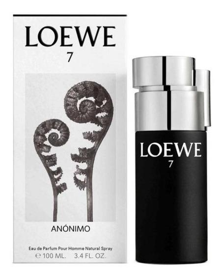 Perfume Loewe 7 Anonimo Edp 100ml Original