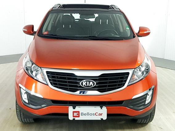 Kia Motors Sportage 2.0 Ex 4x2 16v Flex 4p Automático 20...