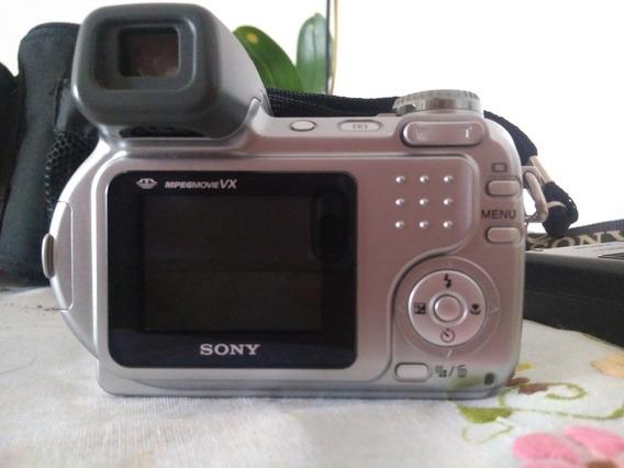 Máquina Fotográfica Digital Sony Dsc-h2