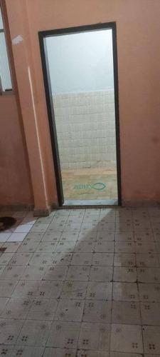 Apartamento Com 1 Dormitório Para Alugar, 58 M² Por R$ 750,00/mês - Brás De Pina - Rio De Janeiro/rj - Ap1429