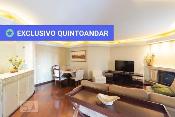 Apartamento No 10º Andar Mobiliado Com 3 Dormitórios E 3 Garagens - Id: 892970975 - 270975