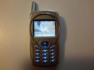 Mini Celular Panasonic Modelo Eb-g51e De 48 Megabytes Telcel