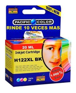 Cartucho Impresora Pacific Negro 122 Xl (rinde 10 Veces Mas)