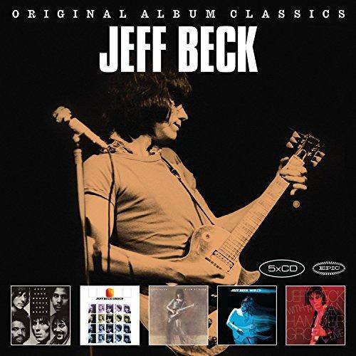 Cd : Jeff Beck - Original Album Classics (holland - Import)