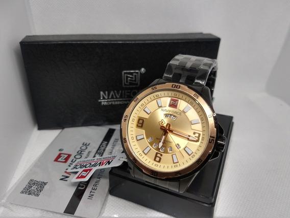 Relógio Naviforce 9106 Original Prova D