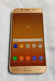 Samsung Galaxy J7 Pro, No Prime. Dorado, Impecable 32gb