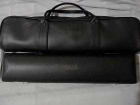 Flauta Transversal Yamaha 211 2 Estojo
