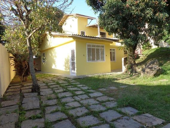 Casa Residencial Para Venda E Locação, Itaipu, Niterói. - Ca0123