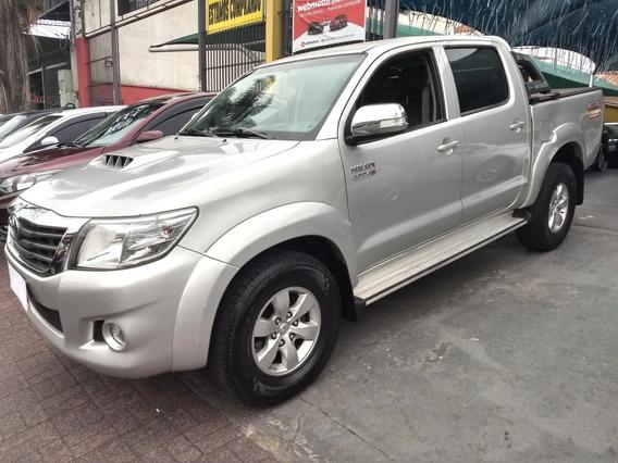 Toyota Hilux Cd 4x4 Srv Diesel At 2013