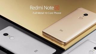 Redmi Note 4 Xiaomi Pro 64gb 4ran + Brindes