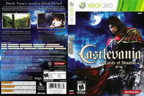 Castlevania Lords Of Shadow X360 Xbd Mídia Digital Offline