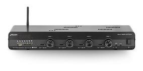 Amplificador Frahm Bluetooth Usb/sd/fm Slim 4500 Optical