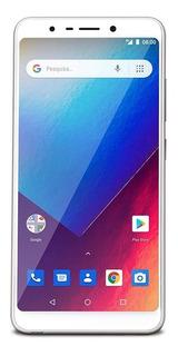 Smartphone Multilaser Ms60x Plus 16gb 5.7pol.dourado/branco