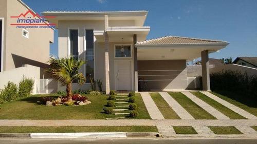 Casa Encantadora Em Condomínio - Ca4613