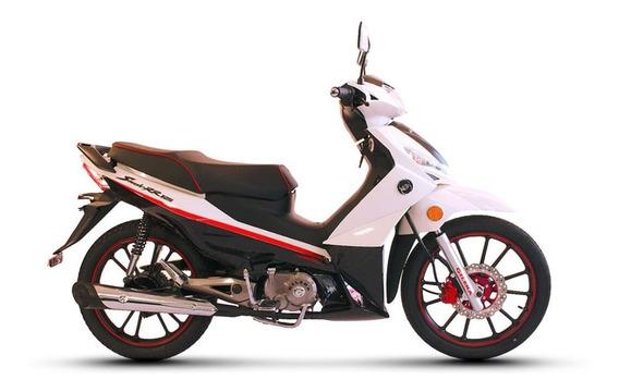 Gilera Smash 125 Rr 0km 2020 Motozuni