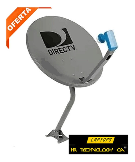 Antena Para Directv, Nueva Completa