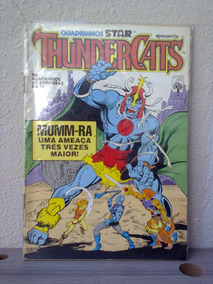 Hq Thundercats - Ed. Abril - Nrs. 06, 11, 13 Valor Unitário