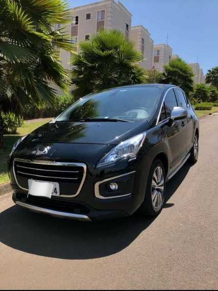 Peugeot 3008 1.6 Thp Griffe Aut. 5p 2015